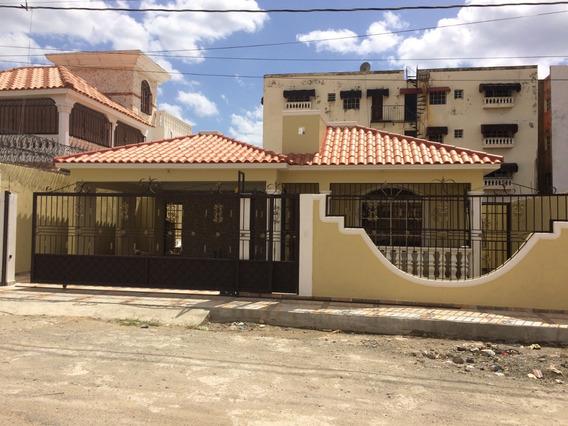 Casa Nueva Todos En Caoba Prado Oriental