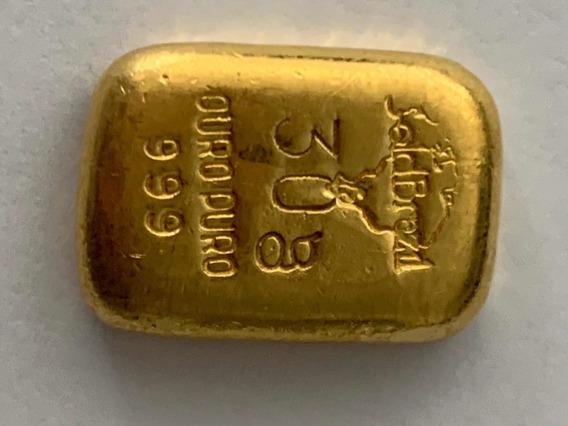 Ouro Puro 24k -30 Gramas.