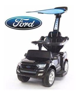 Carro Buggy Correpasillo Ford Pedal Electrico Para Niño Niña