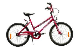 Bicicleta Bmx Cross Halley Obelix R20 Ninos Niñas Cuotas Fas