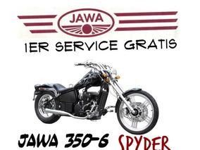 Moto Jawa Spyder 350 0km 2019 Black Friday