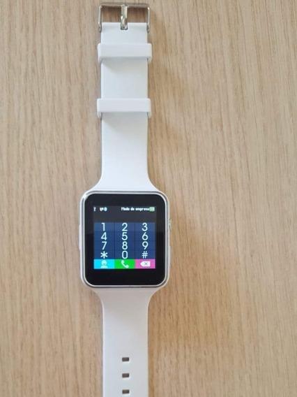 Relógio Inteligente + 1 Bateria Grátis Modelos X6 & A1
