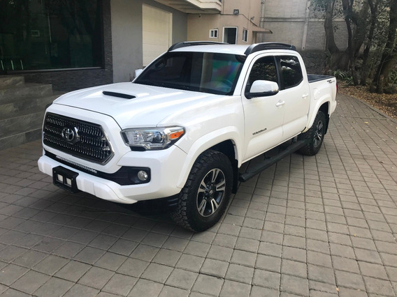 Toyota Tacoma Blindada Nivel B4 Plus 2016 (impecable)