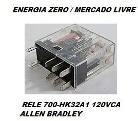 Rele 700-hk32a1 120vca Allen Bradley 2 Rev Cod.rel2201