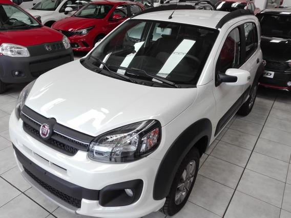 Fiat Uno Way 0km 2020 (el)