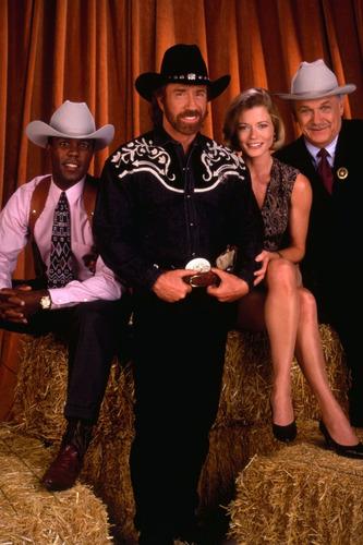 Walker Texas Ranger Serie Completa Audio Latino