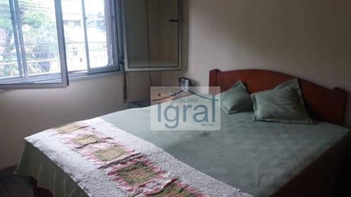 Imagem 1 de 15 de Apartamento À Venda, 55 M² Por R$ 345.000,00 - Jabaquara - São Paulo/sp - Ap1217