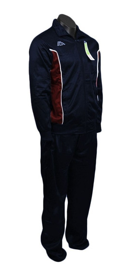 Agasalho Kappa Sportswear Michelangelo Helanca Jaqueta+calça