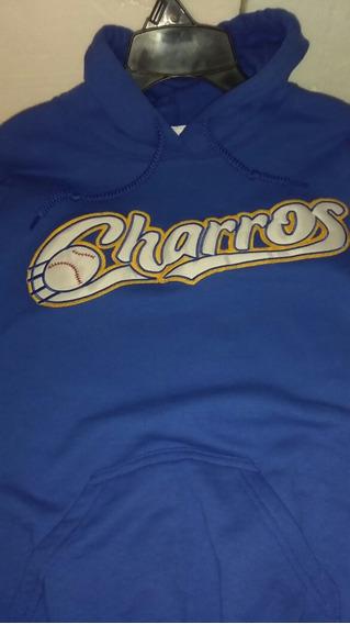 Sudadera Infantil Charros De Jalisco Lmp Talla 10 Beisbol