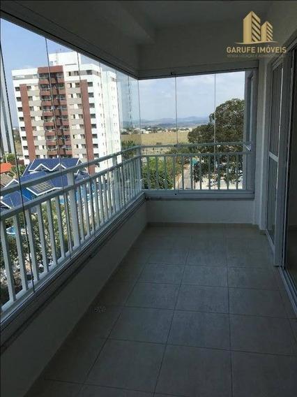 Apartamento Com 2 Dormitórios Para Alugar, 70 M² Por R$ 1.800,00/mês - Jardim Aquarius - São José Dos Campos/sp - Ap0167