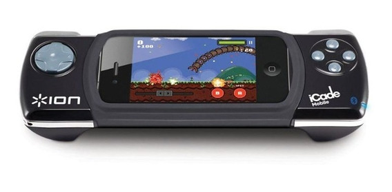 Controle Ion Icade Mobile Para Smartphone Apple iPhone E Ipo