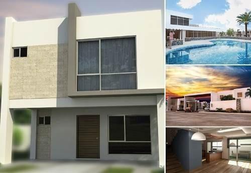 Estrena Hermosa Casa Entre El Refugio Y Zibatá, 3 Recámaras