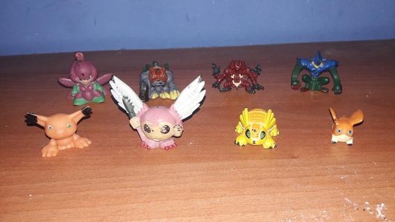 Digimons De 3-5cm, Precio Por Unidad.
