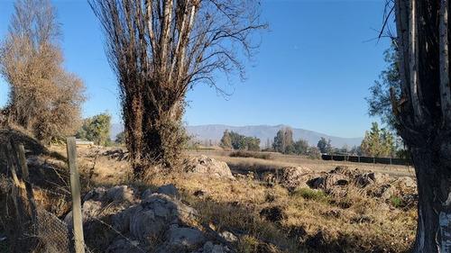 Imagen 1 de 23 de Sitio En Arriendo Camino A Batuco Orilla De Calle 5000 Mts2