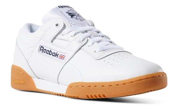 Tenis Reebok Workout Plus Blanco