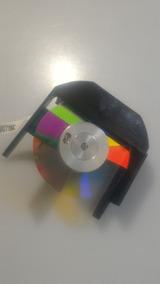 Disco De Cores Projetor Benq Mp515 (detalhe)