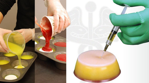 Caucho Silicona Liquido Molde Eco Gel X112gr Plantillas Pies