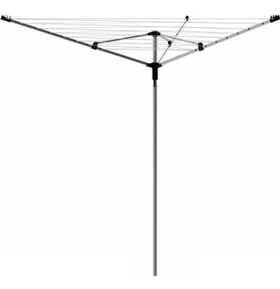Tendedero Tender Calesita Giratorio Ropa Reforzado 40.m Marca Gimi - Resiste Lluvia Y Sol - Plegable