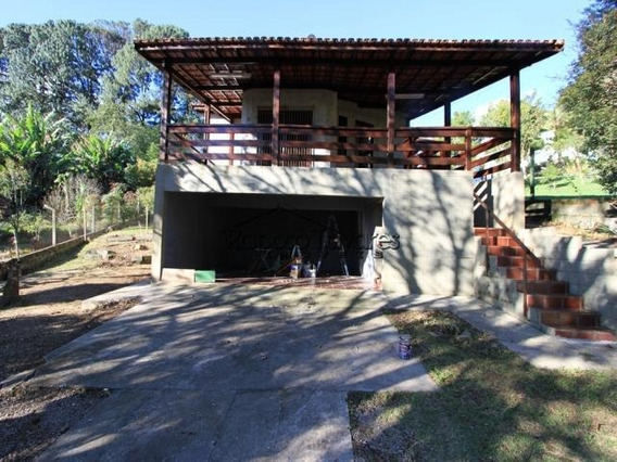Chácara Em Condomínio Fechado Em São Roque/2071