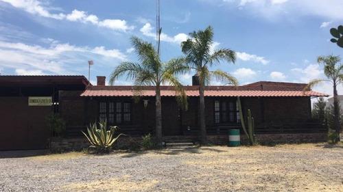 Rancho En Venta, Ejido Tanque De Los Jiménez, Aguascalientes, Ags, Rrv 318973.