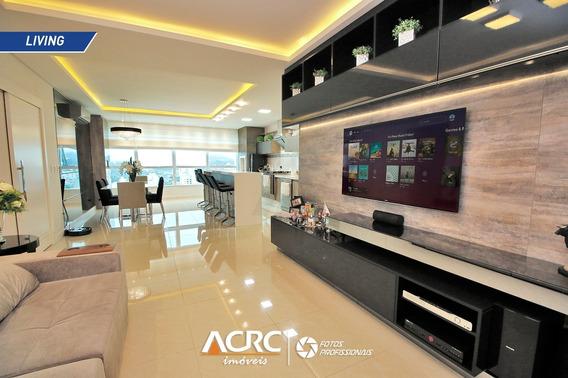 Acrc Imóveis - Apartamento Mobiliado À Venda No Bairro Da Velha Em Bluemenau - Ap03333 - 34945866