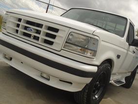 Ford F-150 1995 5.8l Xlt Titulo Limpio California Svt