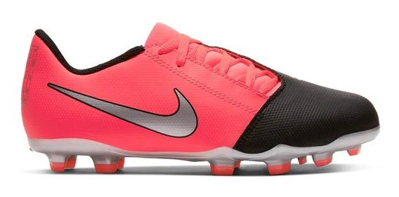 Botines Nike Jr Phantom Venom Club Fg Niños Ao0396-606