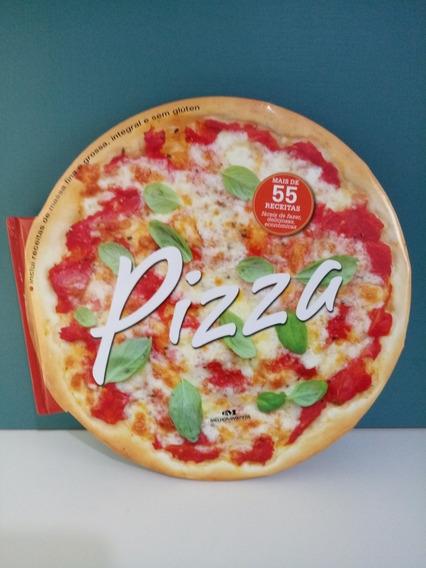 Livro Receitas Pizza
