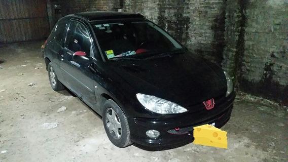 Peugeot 206 1.6 Xs Premium 2005