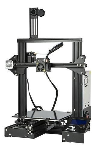 Imagem 1 de 9 de Impressora 3d Creality Ender 3 Shop Revenda Oficial