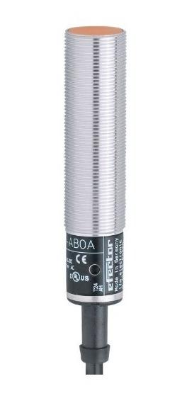 Sensor Indutivo 5mm 2 Fios 20..250 Ac/dc M18 Ifm Ig0011 Novo
