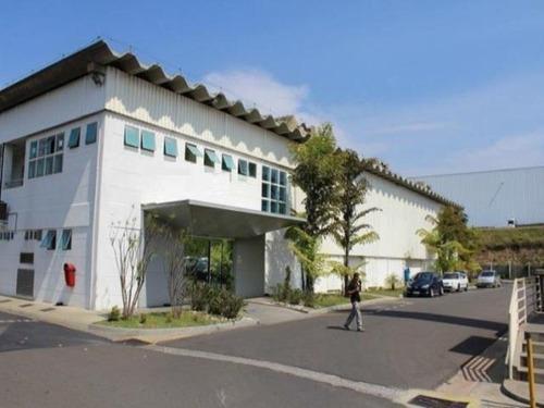Galpão  Industrial Para Locação, Distrito Industrial, Jundiaí. - Ga0030 - 34728880