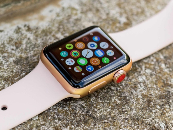 Apple Watch Series 3 Lte 42mm Rose Gold