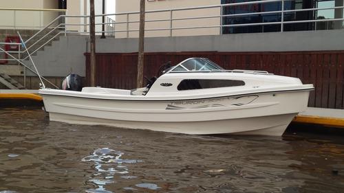 Tracker Cuddy Tiburon 21 2021 Motores Nautica Milione 2