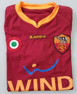 Camisa De Futebol Da Roma Cicinho