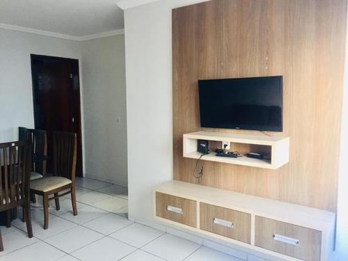 Apartamento Em Manaíra, João Pessoa/pb De 63m² 2 Quartos À Venda Por R$ 230.000,00 - Ap833145