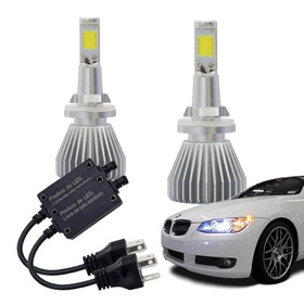 Lampadas Automotiva Multilaser Super Led H27 12v 30w 6200k