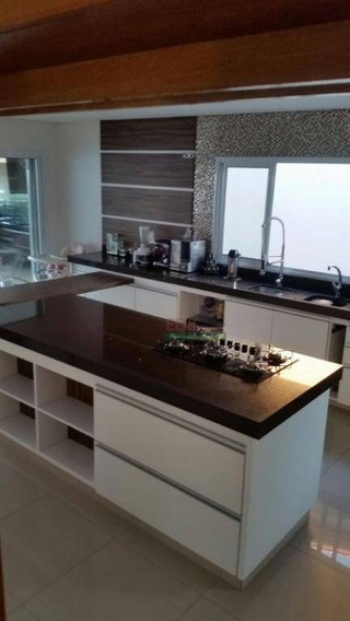 Casa Com 5 Dormitórios Para Alugar, 475 M² Por R$ 4.000/mês - Eldorado - Tremembé/sp - Ca2394