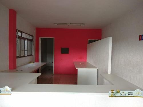 Salão Para Alugar, 30 M² Por R$ 1.500,00/mês - Jardim Vila Formosa - São Paulo/sp - Sl0949