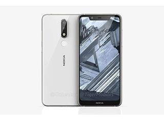 Nokia 5.1 Plus 5.8¨3gb Ram 32gb Rom Blanco