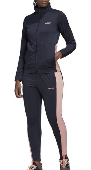 Conjunto adidas Training W Plain Tric Mujer In/rs