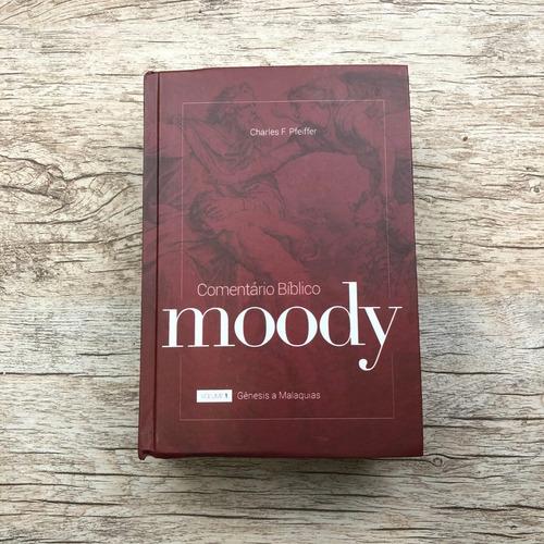 Imagem 1 de 7 de Box 2 Livros - Comentário Bíblico Moody - Vol. 1 / Vol. 2