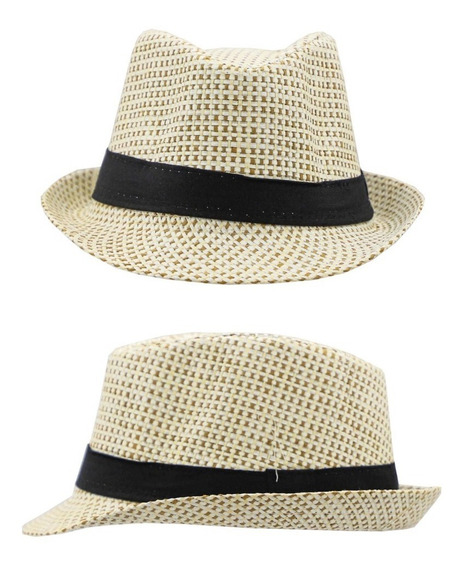 Sombrero Tipo Fedora Unisex 1-4 Años S278