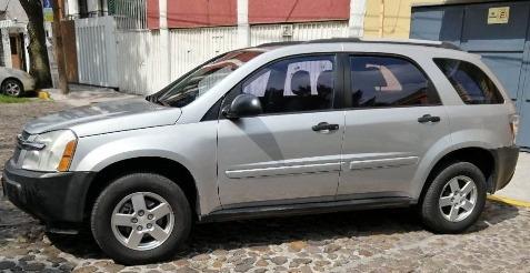 Chevrolet Equinox 2005. Tiene Su Tiempo Pero Anda Muy Bien