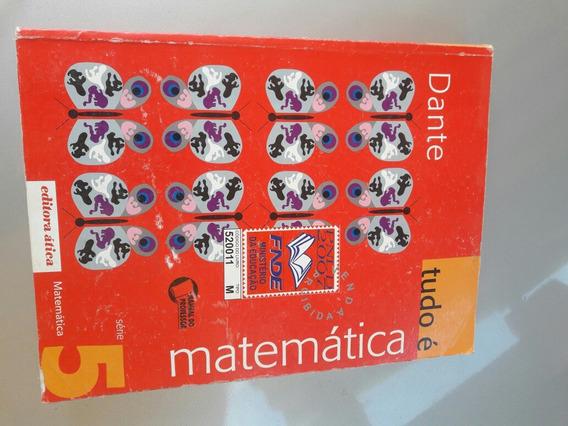 Manual Do Professor Matemática 5 Série Dante..