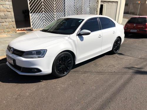 Volkswagen Jetta Tsi 2.0 200 Cavalos Completo 2011 Branco
