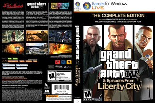 Grand Theft Auto 4 Complete Edition Pc Steam Entrega Rapida