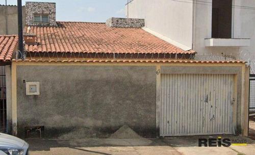 Imagem 1 de 12 de Casa Com 2 Dormitórios À Venda, 128 M² Por R$ 260.000,00 - Wanel Ville - Sorocaba/sp - Ca1822