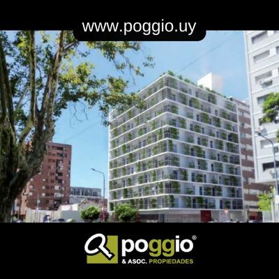 Apartamento Torre Valparaíso Aguada 1 Dormitorio 1 Baño