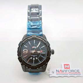 Relógio Masculino Naviforce Preto